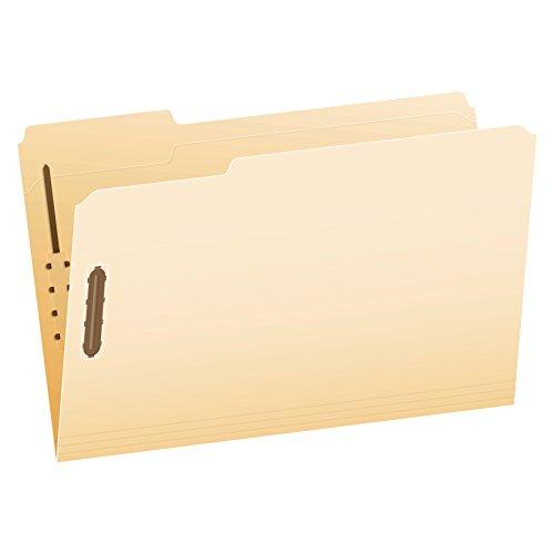 (Pendaflex Manila Fastener Folders, Legal Size, 2 Fasteners, 1/3 Cut, 50/BX (FM313EE))