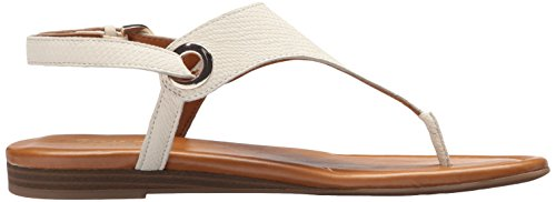 cheap sale good selling Franco Sarto Women's Grip Flat Sandal Vanilla sale genuine fJncnZVY