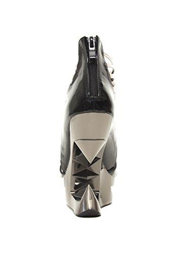 Hades Shoes - Sandalias de vestir de Otra Piel para mujer negro