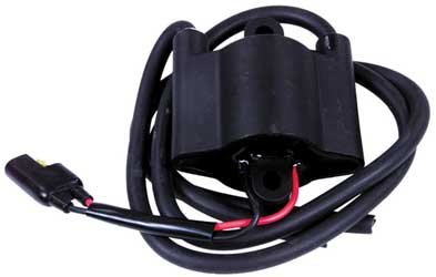 Arctic Cat External Ignition Coil Model ZR 1993-1997 Snowmobile PWC# 44-0942 OEM# 3004-574, 3004-685, 3004-977, 3003-039 PWC Engine