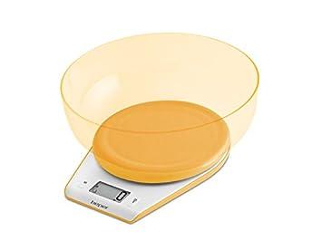 Beper Báscula de Cocina electrónica Color Naranja 90.116AR