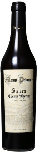 Mount Palomar Solera Cream Sherry