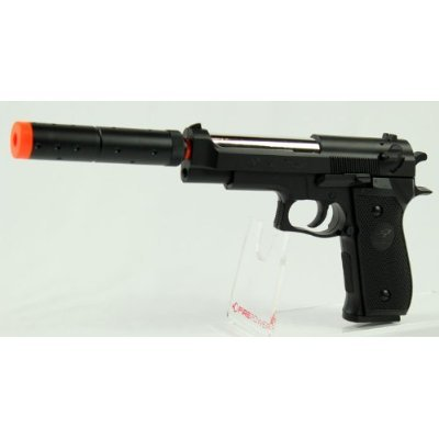 spring airsoft pistols 300 fps - 5