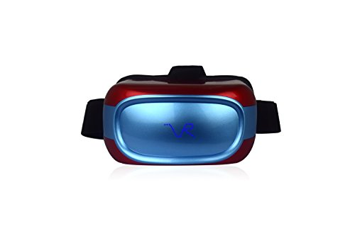 VR Box All in One, VR Headset Virtual Reality Glasses Android 5.1 system 720p HD Screen Support Wifi 2.4G Bluetooth