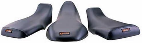 black gripper//Bonz camo deer skull Polaris Sportsman 550//850 XP seat cover