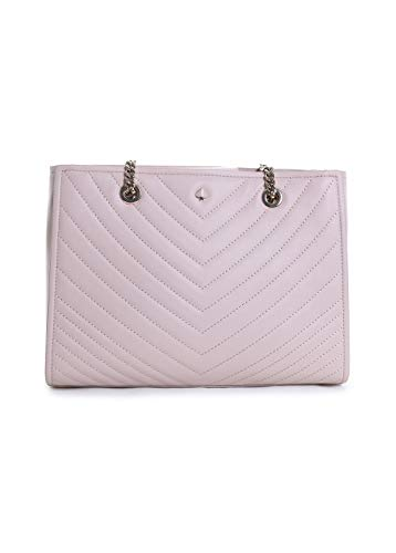 Kate Spade New York Amelia Quilted Leather Large Tote Handbag in ()