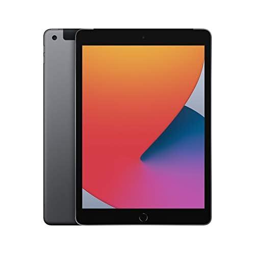 chollos oferta descuentos barato Apple iPad de 10 2 pulgadas con Wi Fi Cellular y 32 GB Gris espacial Ultimo Modelo 8 ª generación