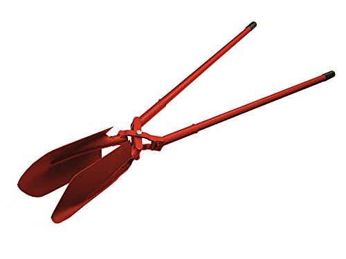 Faithfull All Steel Post Hole Digger Scissor Action by Faithfull