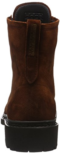 N492 Brown NAPAPIJRI Boots Women's Burnt Ankle FOOTWEAR Reese Sienna w8871xSA