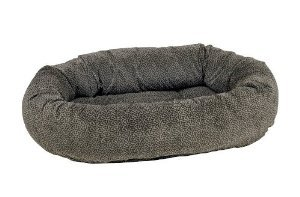 Bowsers Donut Bed, Medium, Pewter ()