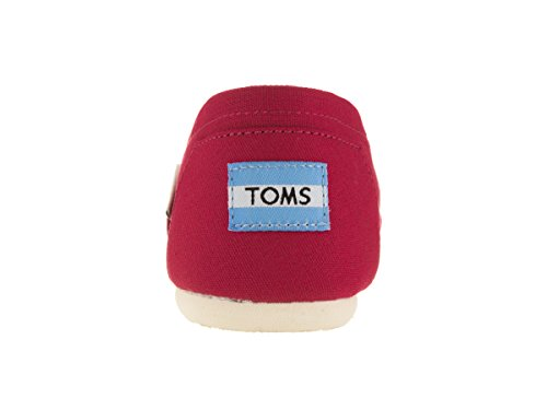 Toms Mens Classic Canvas Slip-on Pinkberry Canvas