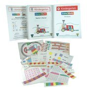 Mcruffy Press - McRuffy Kindergarten Colored Math Curriculum