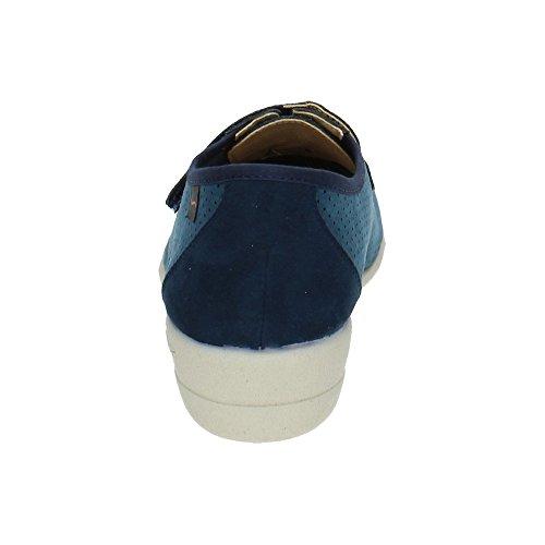 3076 Señora Cómodas Marino Spain In Zapatillas Made Eqw1P8p