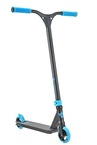 Metro Pro Kick Trick Stunt Scooter – Perfect for Beginner-Intermediate – Premium Colors – Quality Freestyle Complete for Affordable Price – Durable, Light, Easy Setup – Great For Boys Girls Teens
