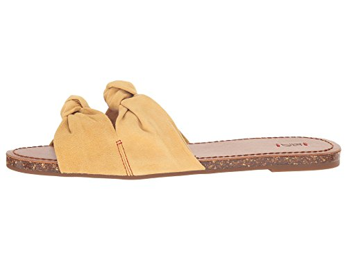 ED Ellen DeGeneres Womens Shiri Yellow Suede xFdlz5AT