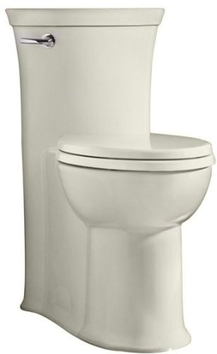 - American Standard 2786.128.222 Tropic RH Elongated One Piece Flowise Toilet, Linen