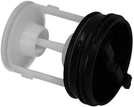 Filtre filtre pour machine à laver 41021233 Pompes Filtre Candy Hoover Flusensieb