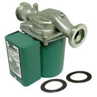 Taco 006-SC4-1 Stainless Steel Circulator Pump, 1/40 HP (1-1/4'' Union Connections) by Taco