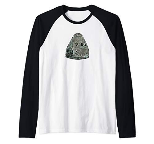 Space X Crewed Dragon Spacecraft T-Shirt Raglan Baseball Tee
