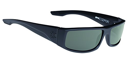 Spy Optic Cooper 670195973863 Flat Sunglasses, 56 mm