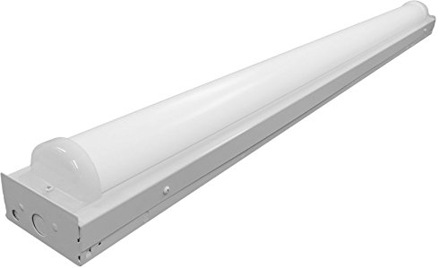 NICOR Lighting 4-Foot Linear High Output 3000K LED Strip Light (LS1-10H-UNV-30)