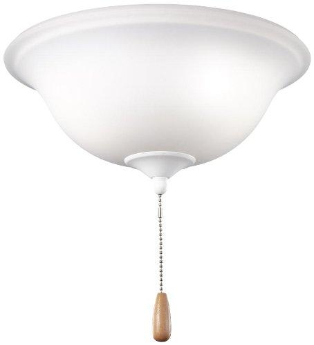 Kichler Lighting 338507 Mul All - in - One 3lt天井ファンライトキット、シトリンガラスシェード   B00HHEX39M