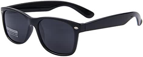 MERRY'S Men's Polarized Sunglasses Retro Rivet Shades Sun glasses S683