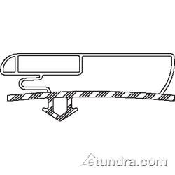 """Anthony 02-14160-2010 Door Gasket 22-1/16 W X 63-7/8 L D2D B1"""" For Anthony Oem 741201 from Unknown"""