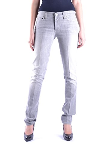 MCBI004029O Jeans 7 Coton Gris Mankind Femme All For wUvIC4