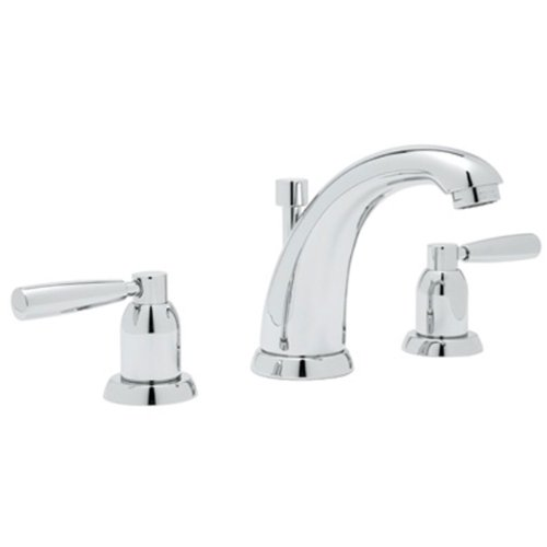 Rohl U.3860LS-APC-2 LAVATORY FAUCETS, Polished Chrome