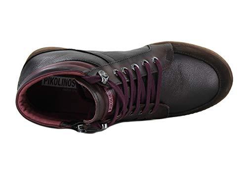 W8u Alto Tavira Rosso Collo Sneaker Beet beet Pikolinos Donna A i18 R5qaY7