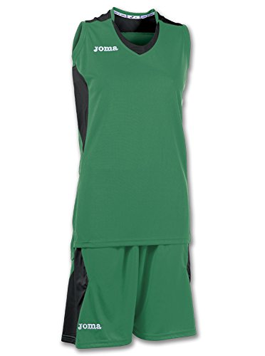 Joma - Set Space Sleeveless Woman, Color Verde, Talla
