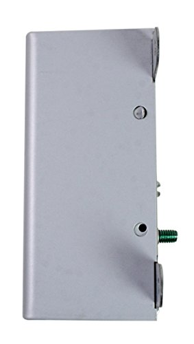 Termostato programable ajustable de 10 amperios XXFIRESTAT de Ventamatic con Firestat para ventiladores eléctricos de ático, termostato de reemplazo