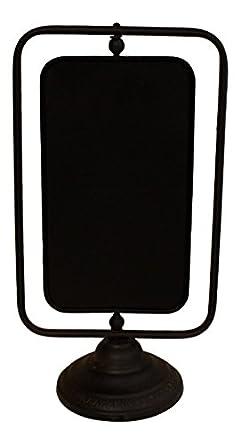Amazon.com: Free Standing Chalkboard, Giratorio, Francés ...