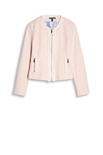 ESPRIT Collection, Chaqueta para Mujer Naranja (Salmon)