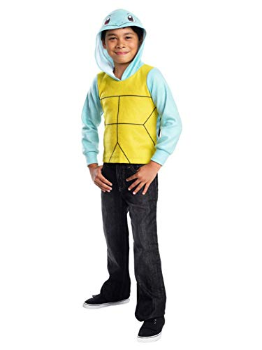 Rubie's Costume Pokemon Squirtle Child Novelty Hoodie Costume, Small