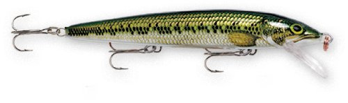 Cheap Rapala Husky Jerk 06 Fishing lure, 2.5-Inch, Baby Bass