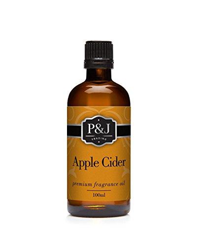 Apple Cider Fragrance Oil - Premium Grade Scented Oil - 100ml/3.3oz (Cider Scented)