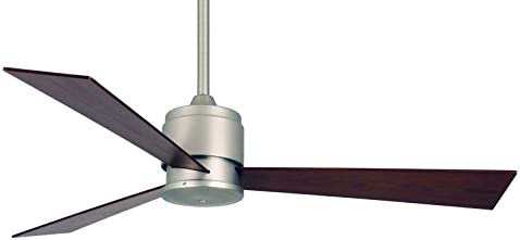 Fanimation FP4620SN The Zonix ventilador de techo con mando a distancia: níquel satinado: Amazon.es: Electrónica