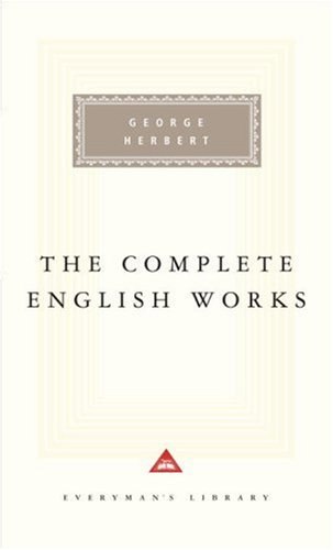 Herbert: The Complete English Works (Everyman's Library)