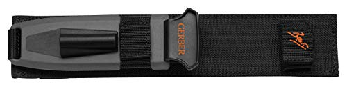 Gerber Knives 31-000751 Bear Grylls Survival Series Ultimate Knife, High Carbon Stainless Steel Drop Point Blade…