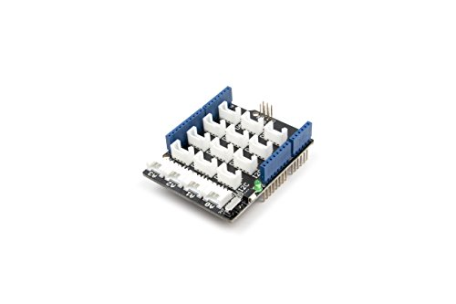 Seeedstudio Base Shield V2 / Board Compatible: The number of pinout is the same as that of Arduino UNO R3
