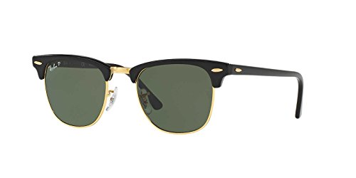 Ray-Ban RB3016 901/58 CLUBMASTER Sunglasses 51mm - Ray Retailers Bans