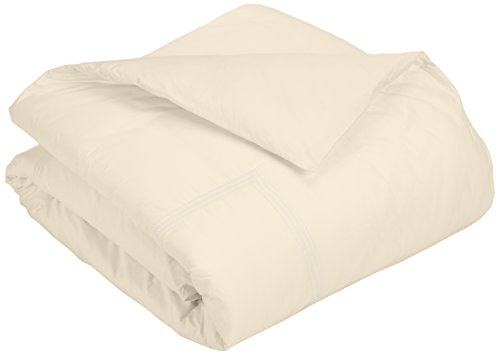 (Downright Windsor Duvet Cover - 100% Cotton Sateen - 400 Thread Count -  Twin 68