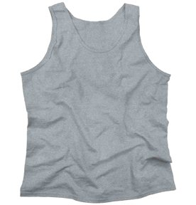 Gildan 2200- Classic Fit Adult Tank Top Ultra Cotton - First Quality - Sport Grey - 2X-Large