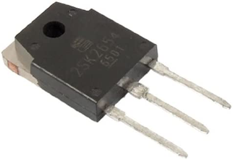 EbuyChX 2SK2654 N Channel MOSFET Transistor High Speed
