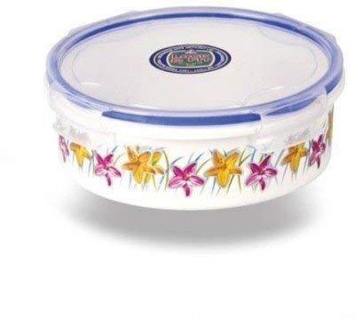 Khurana Plastic Plastic Food Storage   1000 ml, 1 Pieces, Clear