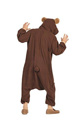 RG Costumes Men's Bailey Bear, Brown/Tan, One -