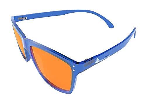 DefenderShield Blue Light Blocking Glasses for Computer,