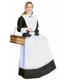 [Pilgrim Costume Girl] (Baby Pilgrim Costumes)